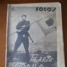 Coleccionismo de Revistas y Periódicos: FOTOS Nº 48 (22/01/1938) GUERRA CIVIL CUENCA FLECHAS TERUEL FALANGE PELAYO BUJALANCE ESCALONILLA. Lote 41445468