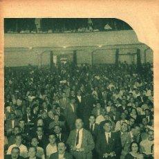 Coleccionismo de Revistas y Periódicos: DISCURSO DE LARGO CABALLERO EN EL TEATRO PARDIÑAS - 1933. Lote 21740795
