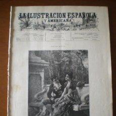 Coleccionismo de Revistas y Periódicos: ILUSTRACION ESPAÑOLA/AMERICANA (08/01/99) GUADALAJARA BAILEN BANDA MARQUES CUBAS CARBONERO NAVIDAD . Lote 34807863