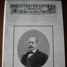 Coleccionismo de Revistas y Periódicos: ILUSTRACION ESPAÑOLA/AMERICANA (22/09/99) CAPUZ BUONAROTTI DREYFUS PROCESION RONDA LEZO GUIPUZCOA . Lote 34813929