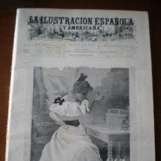 Coleccionismo de Revistas y Periódicos: ILUSTRACION ESPAÑOLA/AMERICANA (30/09/99) BURGOS MERIDA CASTELAR GRIAN BANDA TRANSVAAL SUDAFRICA . Lote 22193116