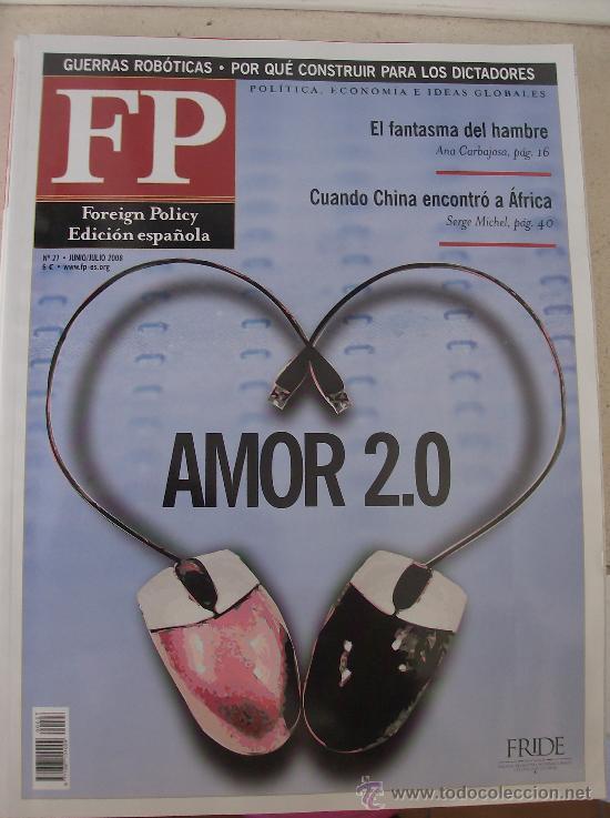 REVISTA FP NUMERO 27 JUNIO-JULIO 2008 (Coleccionismo - Revistas y Periódicos Modernos (a partir de 1.940) - Otros)