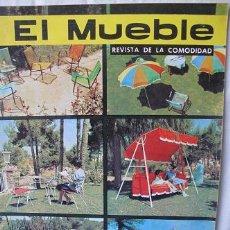 Coleccionismo de Revistas y Periódicos: EL MUEBLE N.8. Lote 27573477