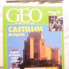 Coleccionismo de Revistas y Periódicos: REVISTA GEO MARZO 1994... Lote 36637082