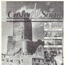 Coleccionismo de Revistas y Periódicos: ABANCO / COSAS DE SORIA Nº 24. Lote 22426928