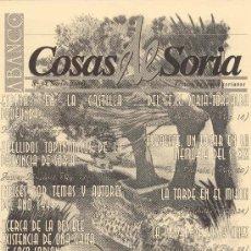 Coleccionismo de Revistas y Periódicos: ABANCO / COSAS DE SORIA Nº34. Lote 22427267