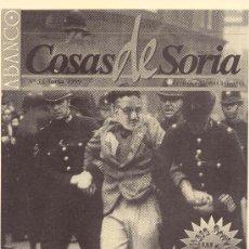 Coleccionismo de Revistas y Periódicos: ABANCO /COSAS DE SORIA Nº 33. Lote 28756105