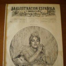 Coleccionismo de Revistas y Periódicos: ILUSTRACION ESPAÑOLA/AMERICANA (30/01/94) MELILLA CARNAVAL VINIEGRA SOROLLA CORDOBA MARRUECOS. Lote 25913747