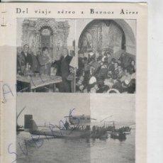 Coleccionismo de Revistas y Periódicos: 1926.RABIDA.AVIACION. FRANCO HIDROAVION PLUS ULTRA.SABADELL.SANTO DOMINGO DE LA CALZADA LA RIOJA. Lote 23144404