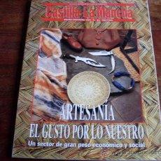 Coleccionismo de Revistas y Periódicos: REVISTA CASTILA-LA MANCHA N:83 ENERO 1994. Lote 23162486