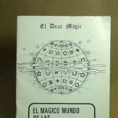 Coleccionismo de Revistas y Periódicos: REVISTA DE MAGIA, EL DRAC MAGIC, EL MAGICO MUNDO DE LAS CARTAS E.S.P.-2, 1980, MULTICOPY-CALELLA. Lote 23261928