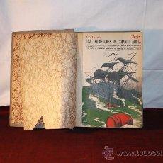 Coleccionismo de Revistas y Periódicos: 0183- REVISTA LITERARIA NOVELAS Y CUENTOS VARIOS 10 NUMEROS ENCUADERNADOS EDIT DEDALO 1946. Lote 23417562