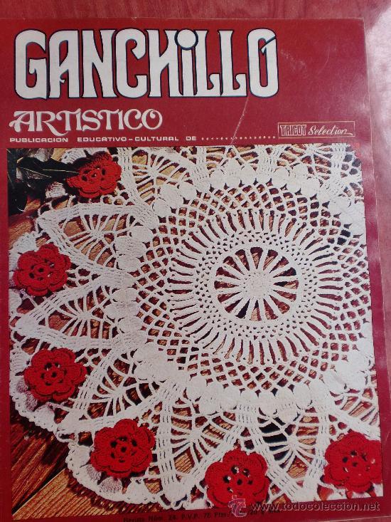 Artistico Ganchillo gratis 36 best Books magazines ganchillo ...