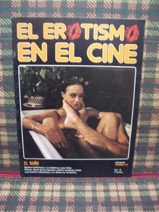 EL EROTISMO EN EL CINE - Nº 4 - EDICIONES AMAIKA 1983 (Coleccionismo - Revistas y Periódicos Modernos (a partir de 1.940) - Otros)