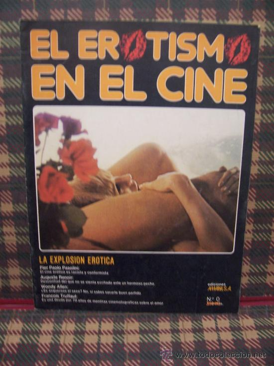 EL EROTISMO EN EL CINE - Nº 0 - EDICIONES AMAIKA 1983 (Coleccionismo - Revistas y Periódicos Modernos (a partir de 1.940) - Otros)