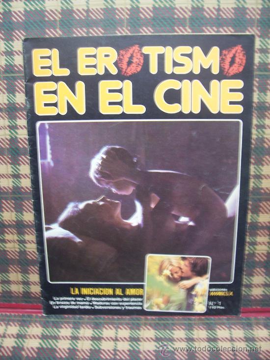 EL EROTISMO EN EL CINE - Nº 1 - EDICIONES AMAIKA 1983 (Coleccionismo - Revistas y Periódicos Modernos (a partir de 1.940) - Otros)
