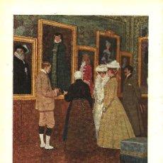 Coleccionismo de Revistas y Periódicos: ILUSTRACIÓN DE MÉNDEZ BRINGA- 1920. Lote 23789032