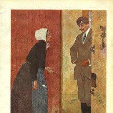 Coleccionismo de Revistas y Periódicos: ILUSTRACIÓN DE MÉNDEZ BRINGA- 1920. Lote 23789039