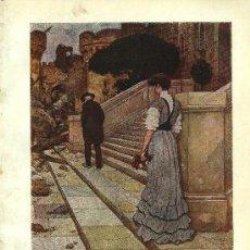 Coleccionismo de Revistas y Periódicos: ILUSTRACIÓN DE MÉNDEZ BRINGA- 1920. Lote 23789051
