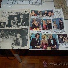 Coleccionismo de Revistas y Periódicos: LALO AZCONA: REPORTAJE GRÁFICO DE FINALES DE LOS AÑOS 70. Lote 26378355