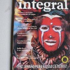 Coleccionismo de Revistas y Periódicos: REVISTA INTEGRAL N: 145 ENE 1992. Lote 23858491
