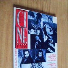 Coleccionismo de Revistas y Periódicos: REVISTA CINE Y MAS Nº 70 - SEP.'90 - 38 FESTIVAL SAN SEBASTIAN - LA PERESTROIKA EN EL CINE. Lote 26073243