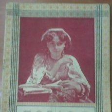 Coleccionismo de Revistas y Periódicos: ROSAS Y ESPINAS. MAYO 1916 AÑO II Nº 17. Lote 26921956