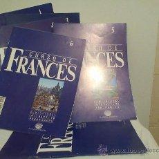 Coleccionismo de Revistas y Periódicos: LOTE 5 FASCICULOS CURSO FRANCES PLANETA AGOSTINI 1986.(MAS 5€ GASTOS ENVIO). Lote 26883454
