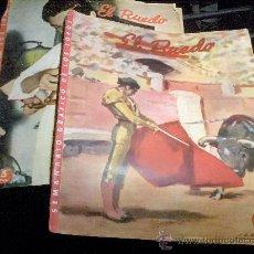 Coleccionismo de Revistas y Periódicos: EL RUEDO - SEMANARIO GRAFICO DE LOS TOROS - 2 REVISTAS - JUNIO Y AGOSTO 1956. Lote 24366155