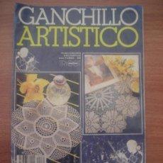 Coleccionismo de Revistas y Periódicos: REVISTA GANCHILLO ARTISTICO Nº 85 - , TRICOT . Lote 24408981
