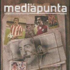 Coleccionismo de Revistas y Periódicos: FUTBOL, REVISTA MEDIAPUNTA Nº 112 OCTUBRE 2010. Lote 26322993