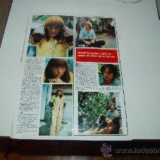 Coleccionismo de Revistas y Periódicos: MARI TRINI: ENTREVISTA Y REPORTAJE GRÁFICO DE LA SEGUNDA MITAD DE LOS AÑOS 70. Lote 26248977