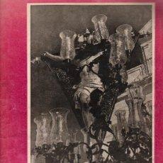 Coleccionismo de Revistas y Periódicos: SEMANA SANTA JEREZ - REVISTA LA PASION DE 1952. Lote 24929822