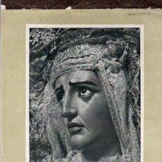 Coleccionismo de Revistas y Periódicos: CALENDARIO AÑO 1952 CON ILUSTRACION DE NUESTRA SEÑORA DEL TRASPASO DE JEREZ. Lote 24930222