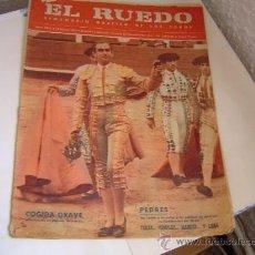 Coleccionismo de Revistas y Periódicos: SEMANARIO EL RUEDO... Lote 25068812