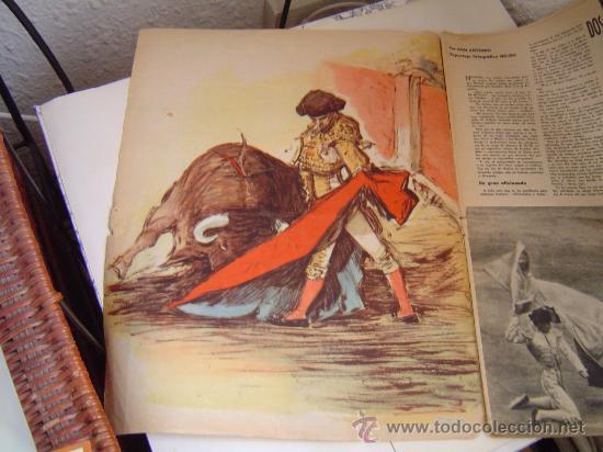 Coleccionismo de Revistas y Periódicos: Semanario EL RUEDO.. - Foto 2 - 25068812