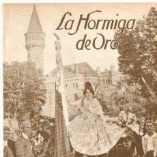 Coleccionismo de Revistas y Periódicos: RECORTE PRENSA.AÑO 1931.GRUPA VALENCIANA.TRAJES TIPICOS.FOLKLORE.FOTOGRAFIA SIGUENZA.VALENCIA.. Lote 25202422