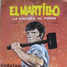 Coleccionismo de Revistas y Periódicos: EL MARTILLO Nº 1. LA CULTURA AL PODER. 1977. EL ENVIO ESTA INCLUIDO. Lote 25220275