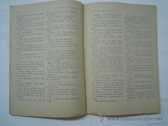 Coleccionismo de Revistas y Periódicos: LO QUE NO MUERE, NOVELA RADIOFONICA: VICENTE MULLOR - Foto 2 - 25362208