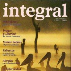 Coleccionismo de Revistas y Periódicos: REVISTA INTEGRAL SEIS EJEMPLARES DISTINTOS.. Lote 26806489