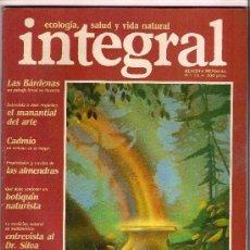 Coleccionismo de Revistas y Periódicos: REVISTA INTEGRAL OCHO EJEMPLARES DISTINTOS.. Lote 26806490