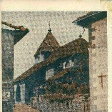 Coleccionismo de Revistas y Periódicos: * IZALZU, NAVARRA, EN EL VALLE DE SALAZAR* - 1933. Lote 25396714