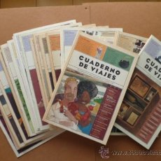 Coleccionismo de Revistas y Periódicos: LOTE DE 26 NUMEROS DE CUADERNO DE VIAJES ALTAIR, ENTRE AÑO 1999 A 2001. (VER FOTOS).. Lote 72952514
