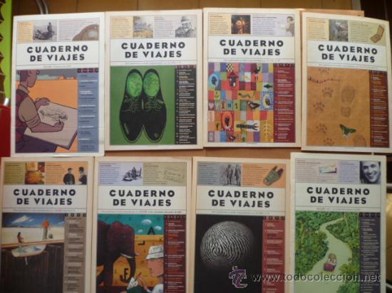 Coleccionismo de Revistas y Periódicos: LOTE de 26 numeros de CUADERNO DE VIAJES ALTAIR, entre año 1999 a 2001. (ver fotos). - Foto 2 - 72952514