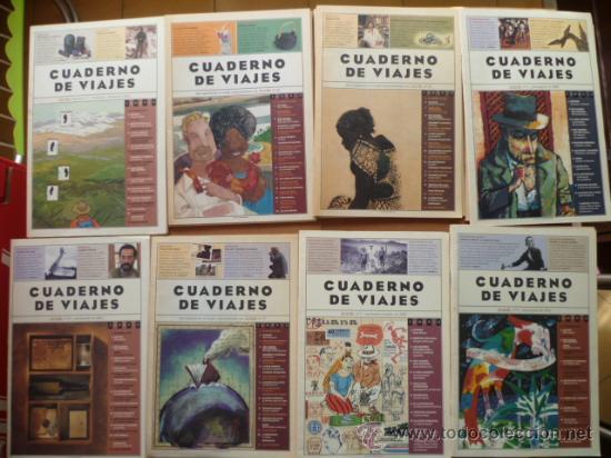 Coleccionismo de Revistas y Periódicos: LOTE de 26 numeros de CUADERNO DE VIAJES ALTAIR, entre año 1999 a 2001. (ver fotos). - Foto 3 - 72952514