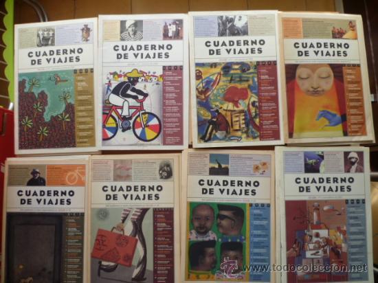 Coleccionismo de Revistas y Periódicos: LOTE de 26 numeros de CUADERNO DE VIAJES ALTAIR, entre año 1999 a 2001. (ver fotos). - Foto 4 - 72952514