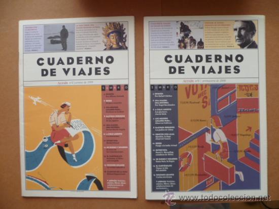 Coleccionismo de Revistas y Periódicos: LOTE de 26 numeros de CUADERNO DE VIAJES ALTAIR, entre año 1999 a 2001. (ver fotos). - Foto 5 - 72952514