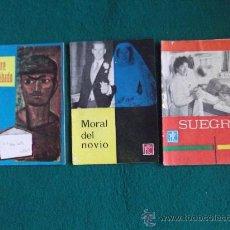 Coleccionismo de Revistas y Periódicos: FOLLETOS P.P.C. (PROPAGANDA POPULAR CATOLICA)Nº178-180-184-20 PAGINAS-16X11CM-AÑO 1962-. Lote 26161581