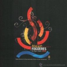 Coleccionismo de Revistas y Periódicos: ALICANTE, FOGUERES DE SANT JOAN 2008, PROGRAMA OFICIAL DE LAS HOGUERAS DE SAN JUAN. Lote 26957482