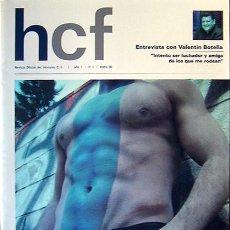Coleccionismo de Revistas y Periódicos: ALICANTE, FUTBOL REVISTA OFICIAL HERCULES HCF NUMERO 1, AÑO 2006. Lote 26957484